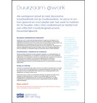 Beeld Duurzaam @work