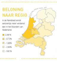 Beeld Infographic: Hoe beloont Nederland?