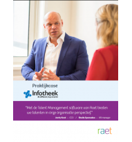 Beeld Infotheek digitaliseert talentmanagement en performance management