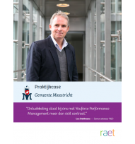 Beeld Medewerkers en managers van Gemeente Maastricht werken samen aan persoonlijke ontwikkeling en inzetbaarheid