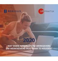 Beeld Dit doen Nederlandse werkgevers om werknemers inzetbaar te houden