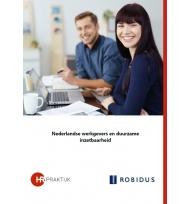 Beeld Nederlandse werkgevers en duurzame inzetbaarheid