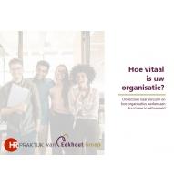 Beeld Onderzoeksrapport: Hoe vitaal is uw organisatie?