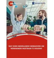 Beeld Wat doen Nederlandse werkgevers om werknemers inzetbaar te houden?