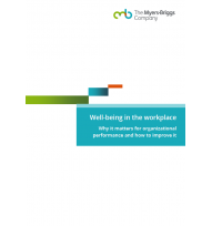 Beeld Well being in the workplace